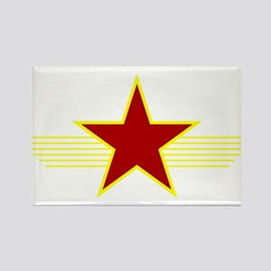 Red Star Magnets