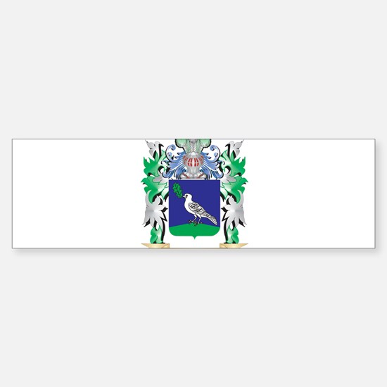 Sheehan Coat of Arms - Family Crest Bumper Bumper Bumper Sticker