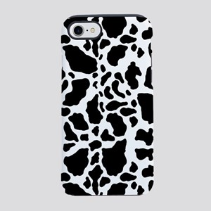 Cow Print Pattern iPhone 8/7 Tough Case