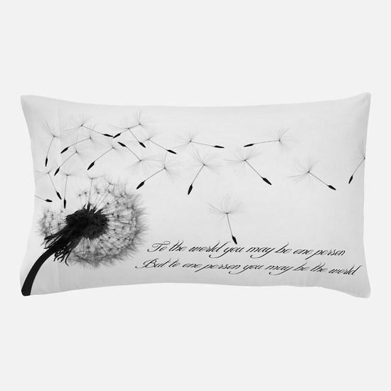 Dandelion Pillow Case
