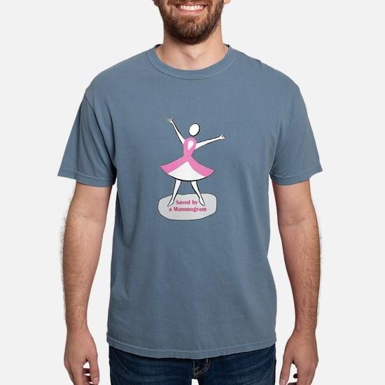 Saved by a Mammogram T-Shirt