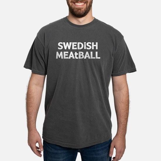 Swedish Meatball Mens Comfort Colors Shirt