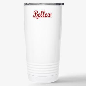 Bellew, Vintage Red Mugs