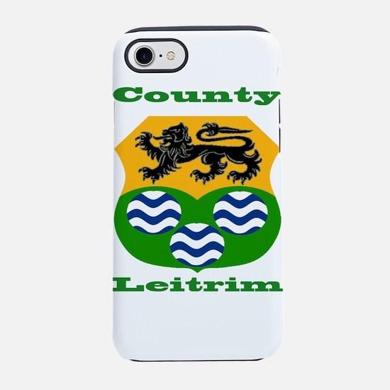County Leitrim COA iPhone 8/7 Tough Case