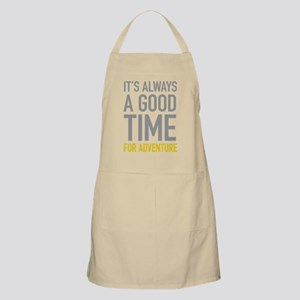 Good Time For Adventure Apron