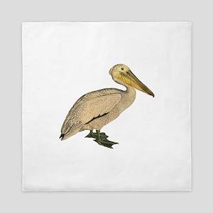 Pelican Queen Duvet