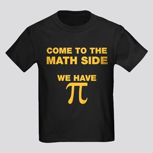 Come to the math side, we have PI T-Shirt