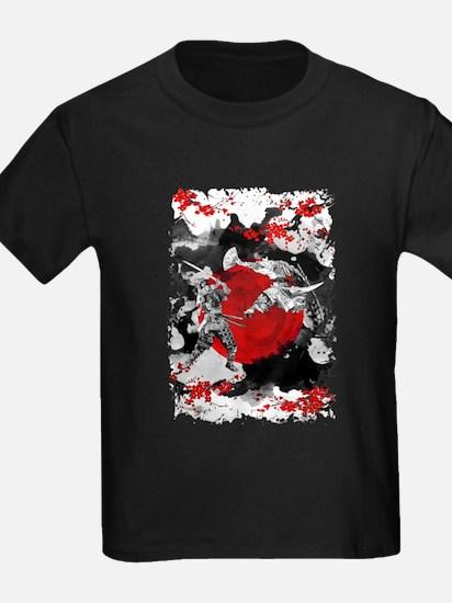 Samurai Fighting T-Shirt