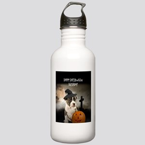 Halloween Birthday Pit Stainless Water Bottle 1.0L
