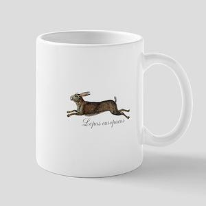 Lepus europaeus Mugs