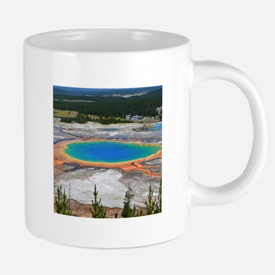 GRAND PRISMATIC SPRING Mugs