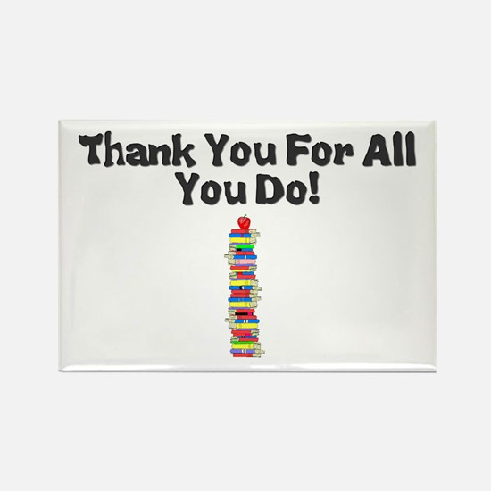 Thankyouforallyoudo s Magnets