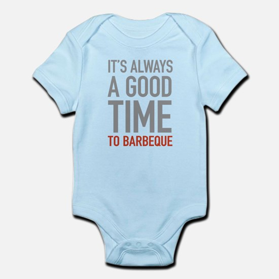 To Barbeque Body Suit