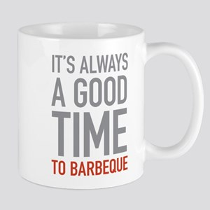 To Barbeque Mugs