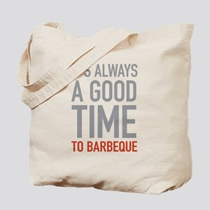 To Barbeque Tote Bag