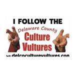 DelcoCultureVultures Wall Decal