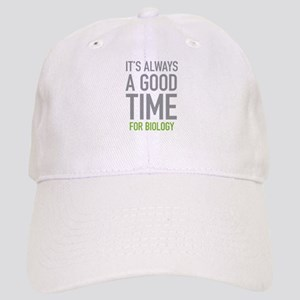 Good Time For Biology Cap