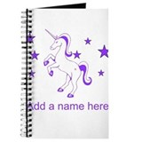 Unicorn Journals & Spiral Notebooks