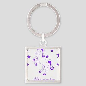 Personalizable Unicorn Keychains