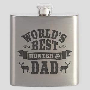 Hunter Dad Flask