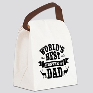 Hunter Dad Canvas Lunch Bag