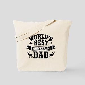 Hunter Dad Tote Bag