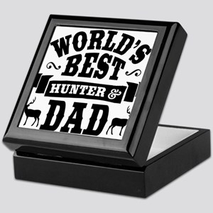 Hunter Dad Keepsake Box