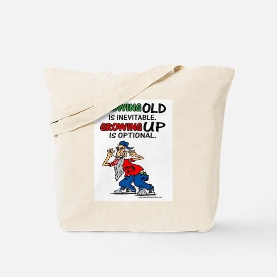 Growing Optional Tote Bag