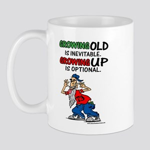 Growing Optional Mug