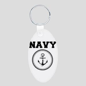 Navy Keychains