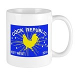 Cock Republic in Key West 2016 Mugs