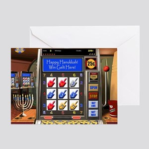 Helaine's Hanukkah Greeting Card