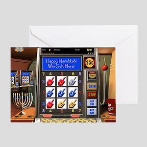 Helaine's Hanukkah Greeting Card