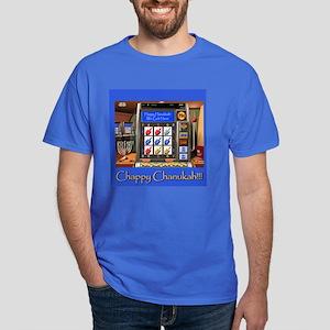 Helaine's Hanukkah Dark T-Shirt