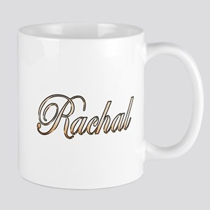 Gold Rachal Mugs