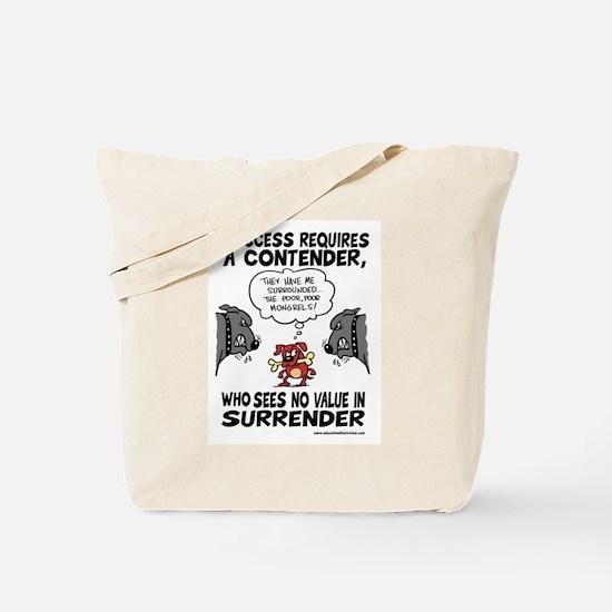 Success Contender Tote Bag
