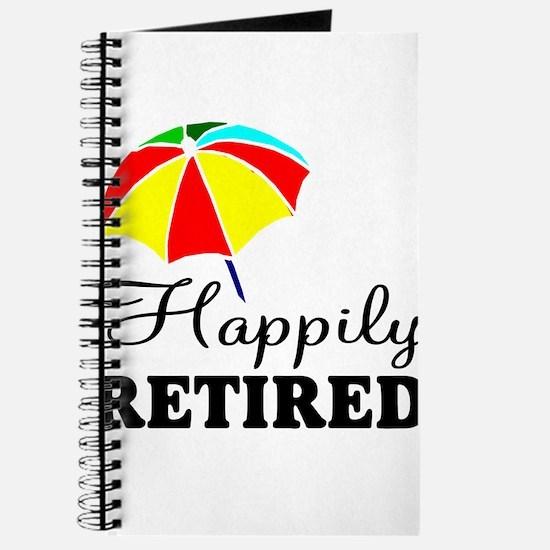 Retiring teacher Journal