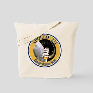 NASA Apollo 12 Insignia Tote Bag
