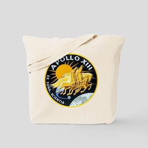 NASA Apollo 13 Insignia Tote Bag