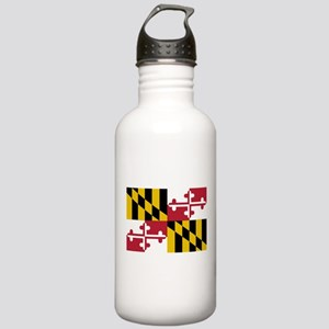 Maryland State Flag Stainless Water Bottle 1.0L