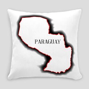 Paraguay Everyday Pillow