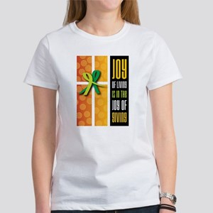Joy of Giving Collection Women's T-Shirt