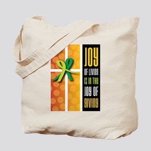 Joy of Giving Collection Tote Bag