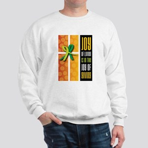 Joy of Giving Collection Sweatshirt