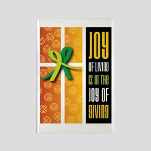 Joy of Giving Collection Rectangle Magnet
