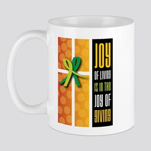 Joy of Giving Collection Mug