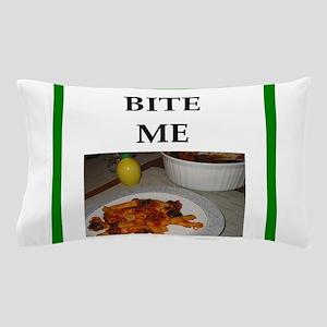 italian cuisine Pillow Case