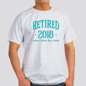 Retired 2018 T-Shirt