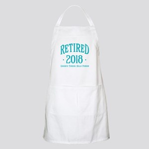 Retired 2018 Light Apron