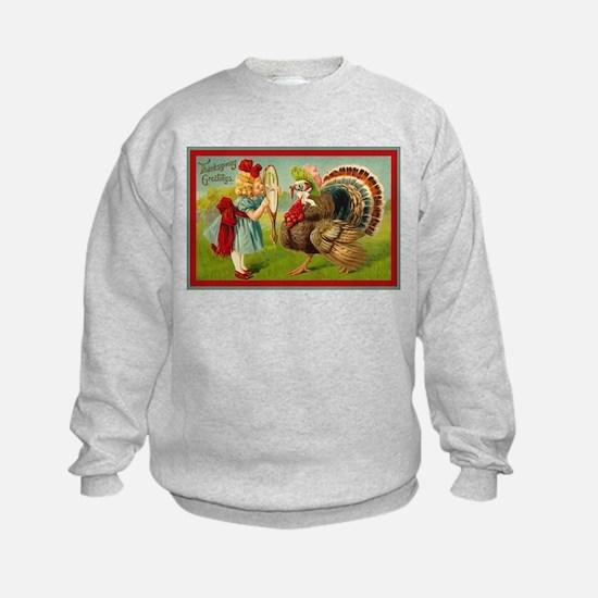 Turkey in the Mirror Sweatshirt